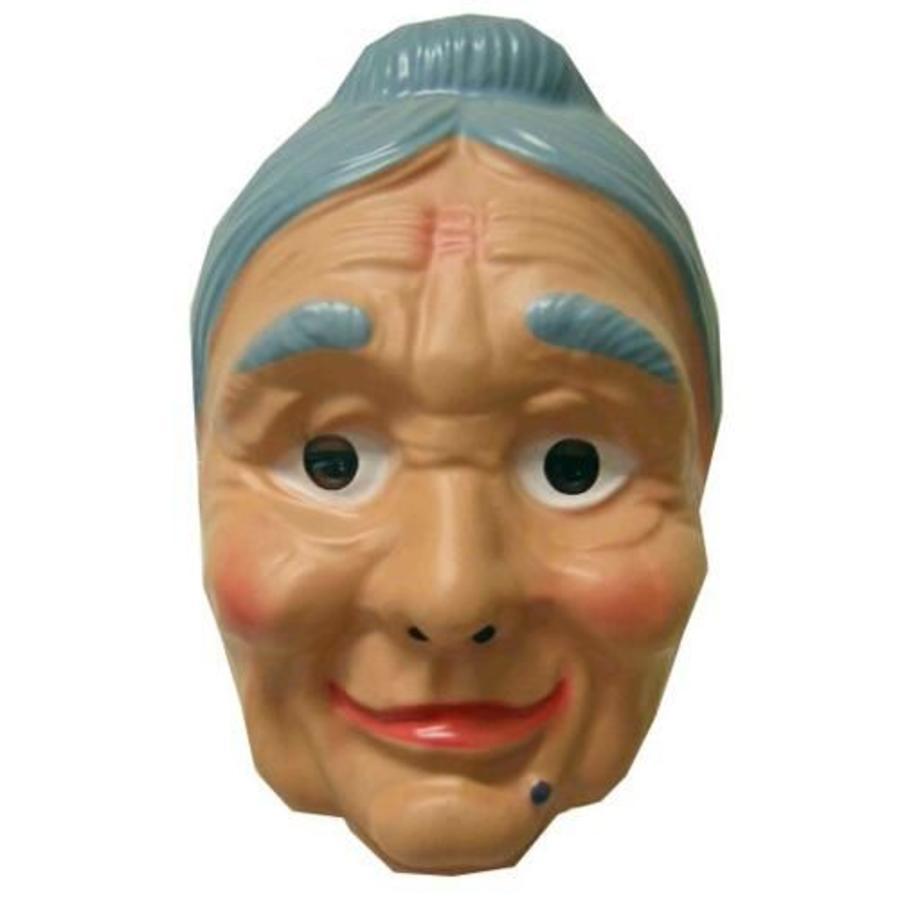Masker Sarah met pukkel