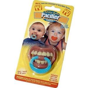 Babyspeen met gebit