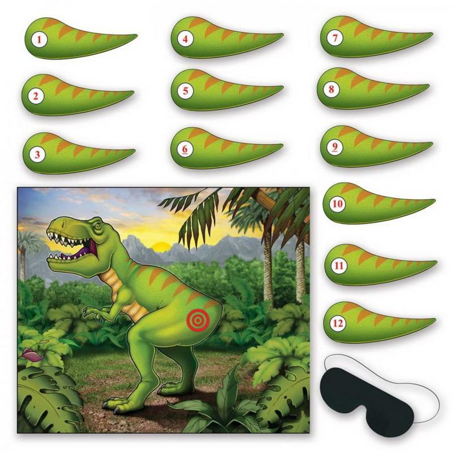 Dinosaurusje prik