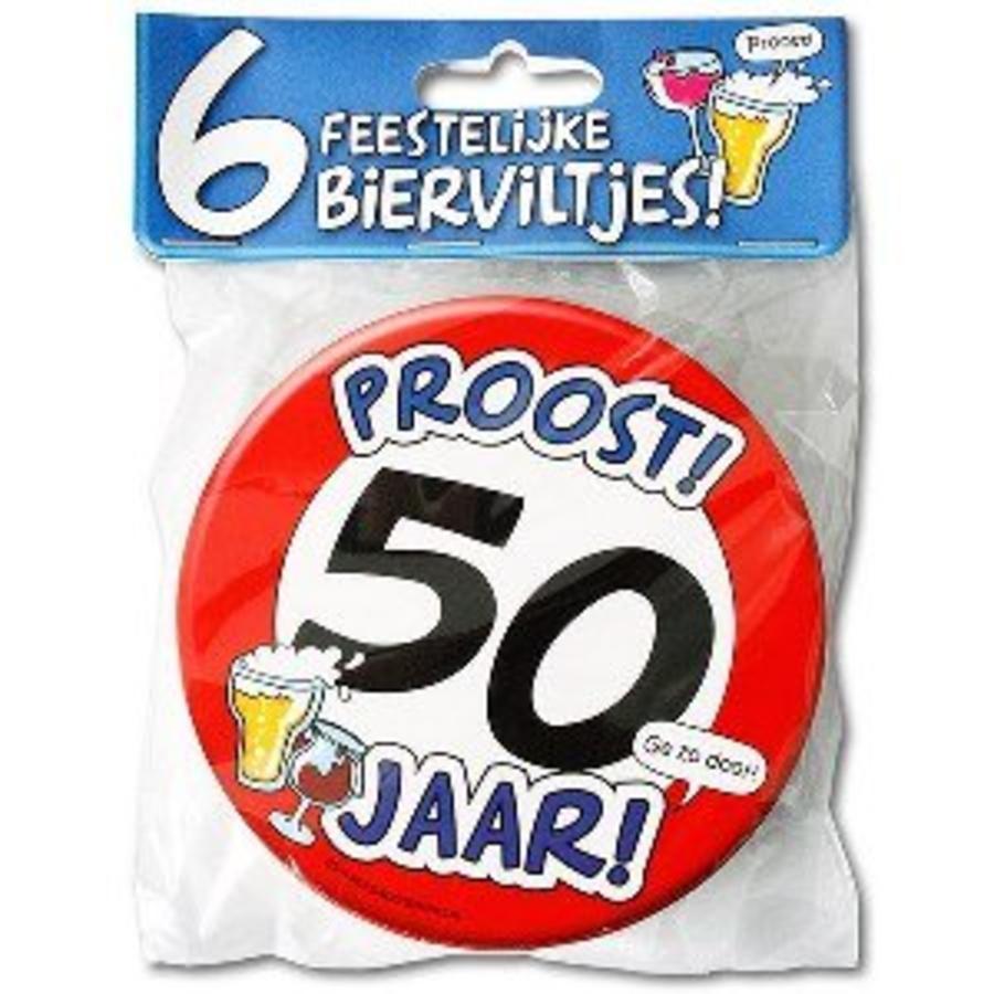 Bierviltjes 50 jaar