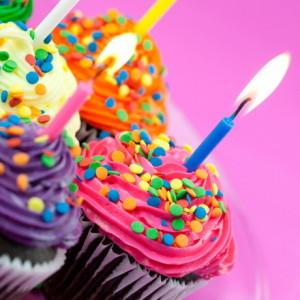 Disney kinderfeestje met cupcakes