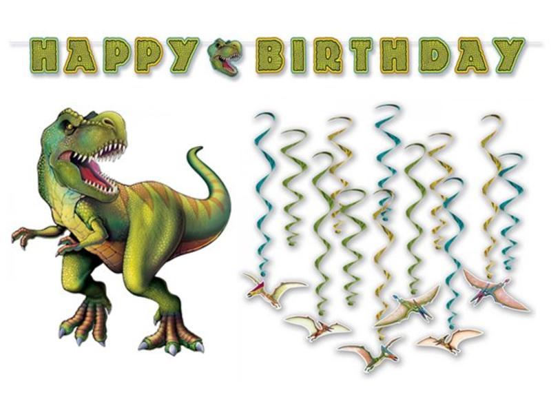 Dinosaurus versiering
