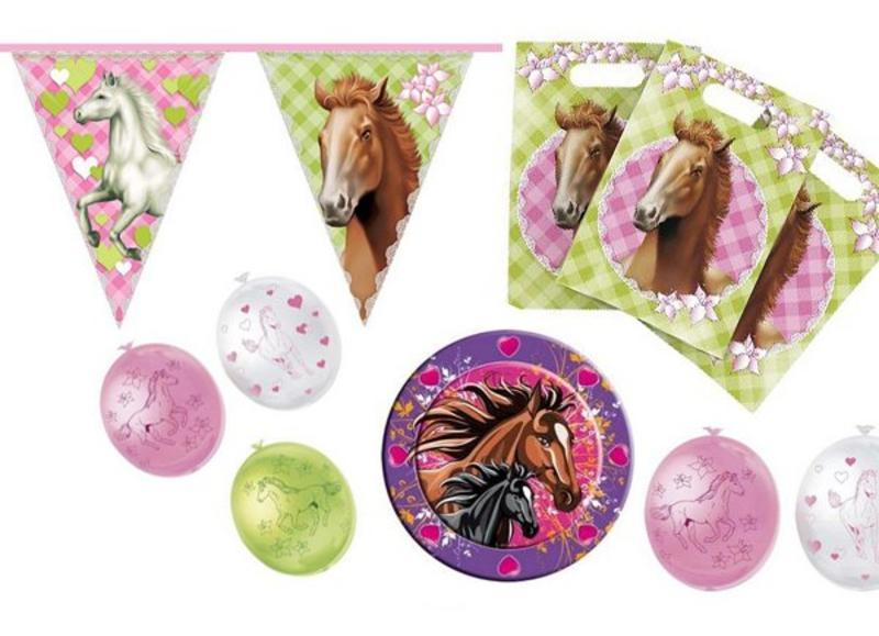Paarden versiering