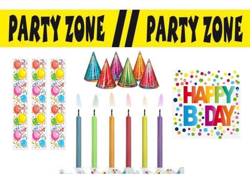 Verjaardag algemeen