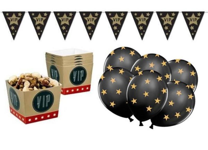 VIP versiering en decoratie voor themafeesten