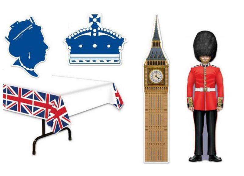 Engeland / UK versiering