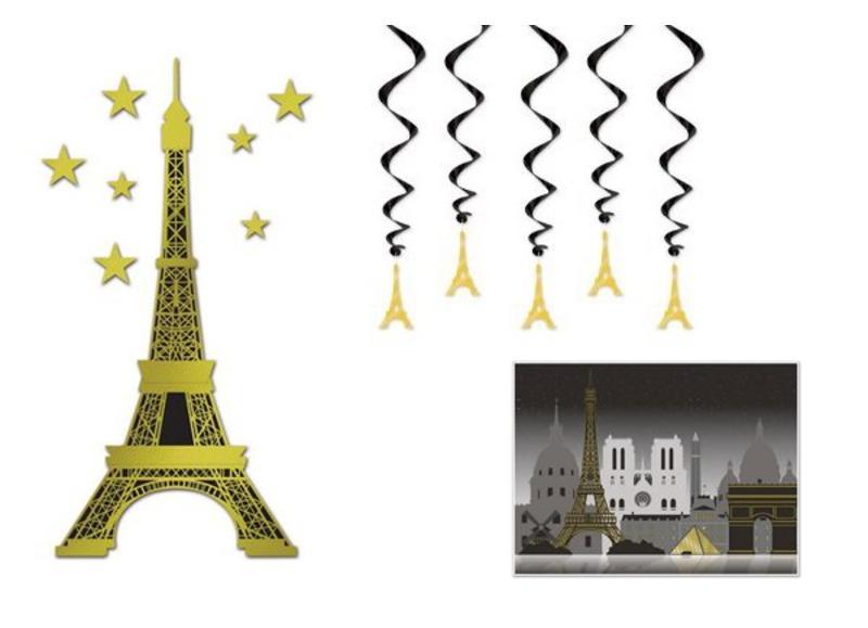 Frankrijk / Parijs versiering