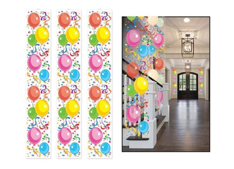 Verjaardag versiering en decoratie