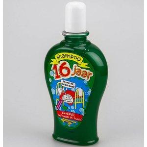 Shampoo 16 jaar