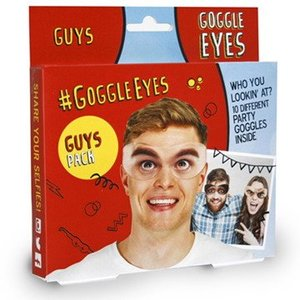 Goggle Eyes Guys Pack