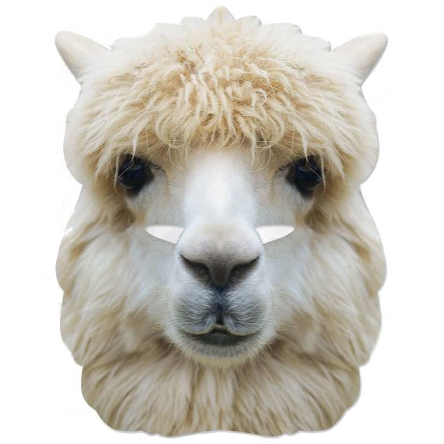 Masker Alpaca