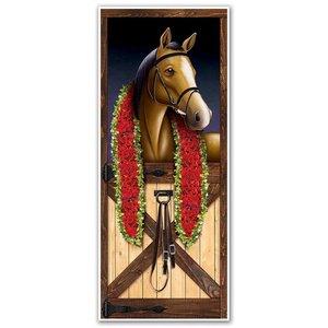 Deurposter paard