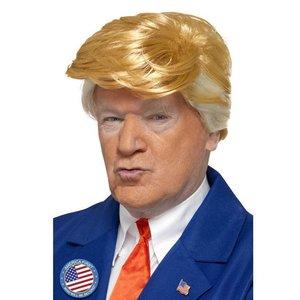Pruik President Trump