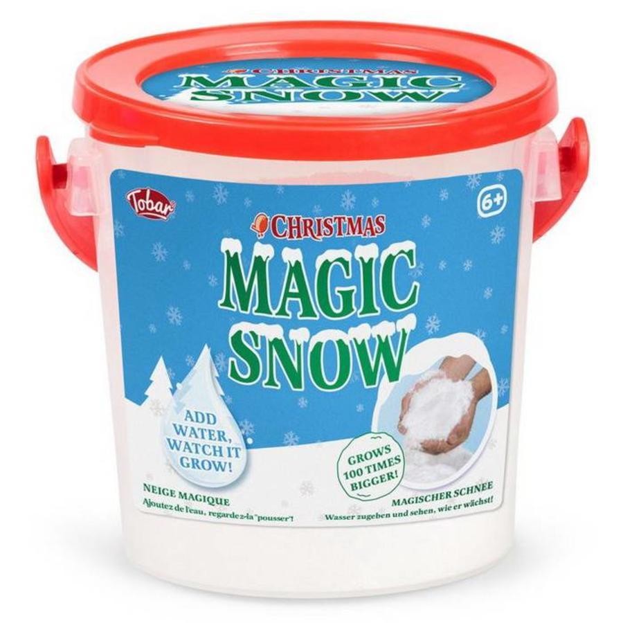 Magic Snow Tub