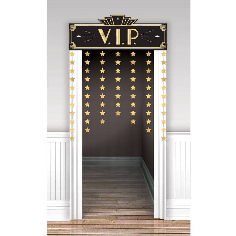 Deurdecoratie VIP Jaren 20