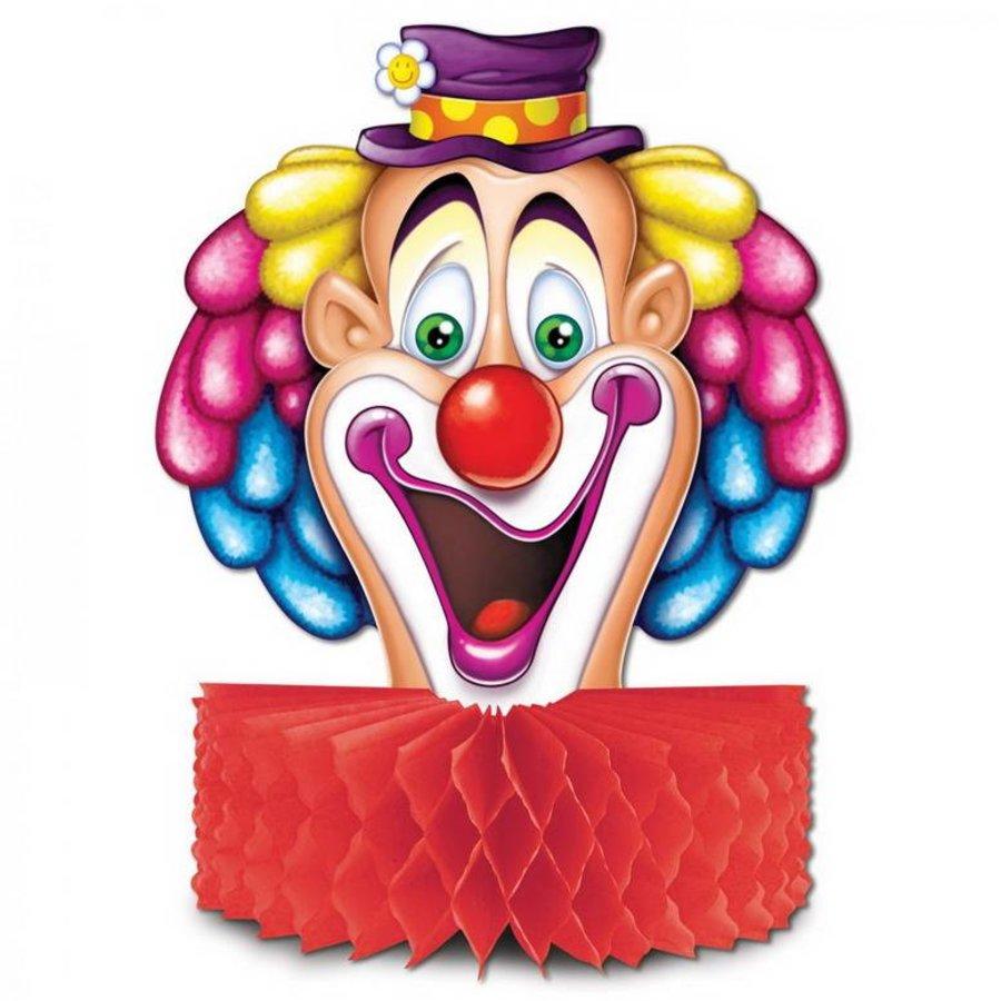 Tafeldecoratie Clown