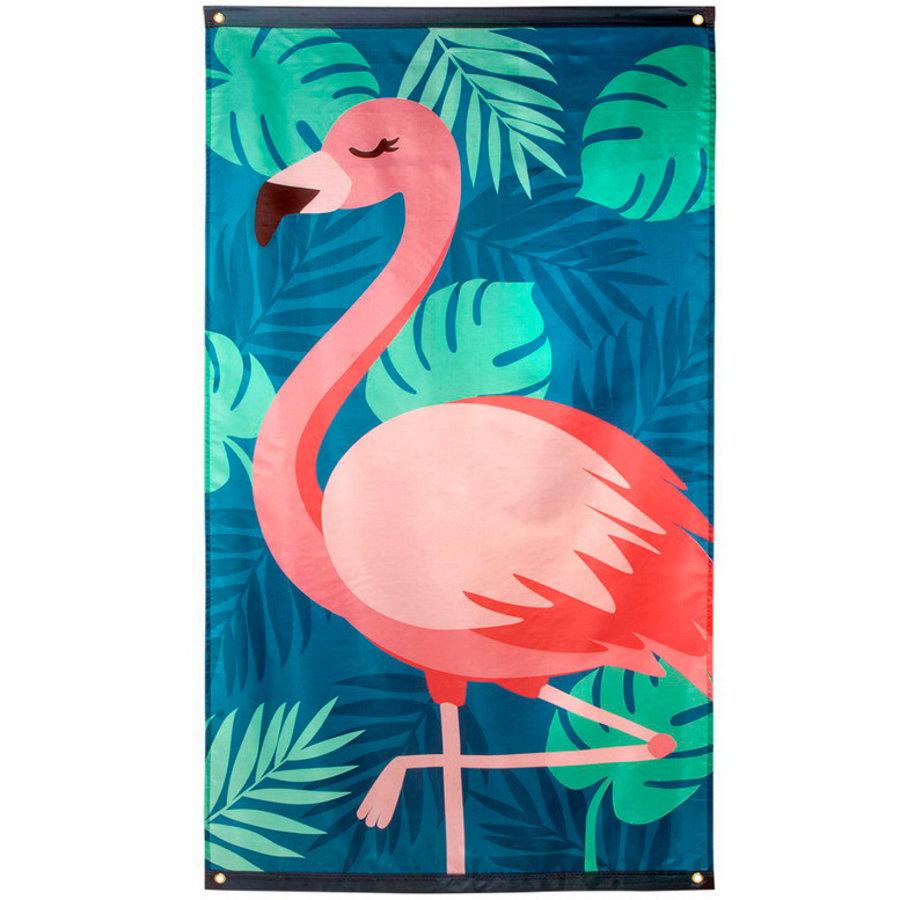 Vlag Flamingo
