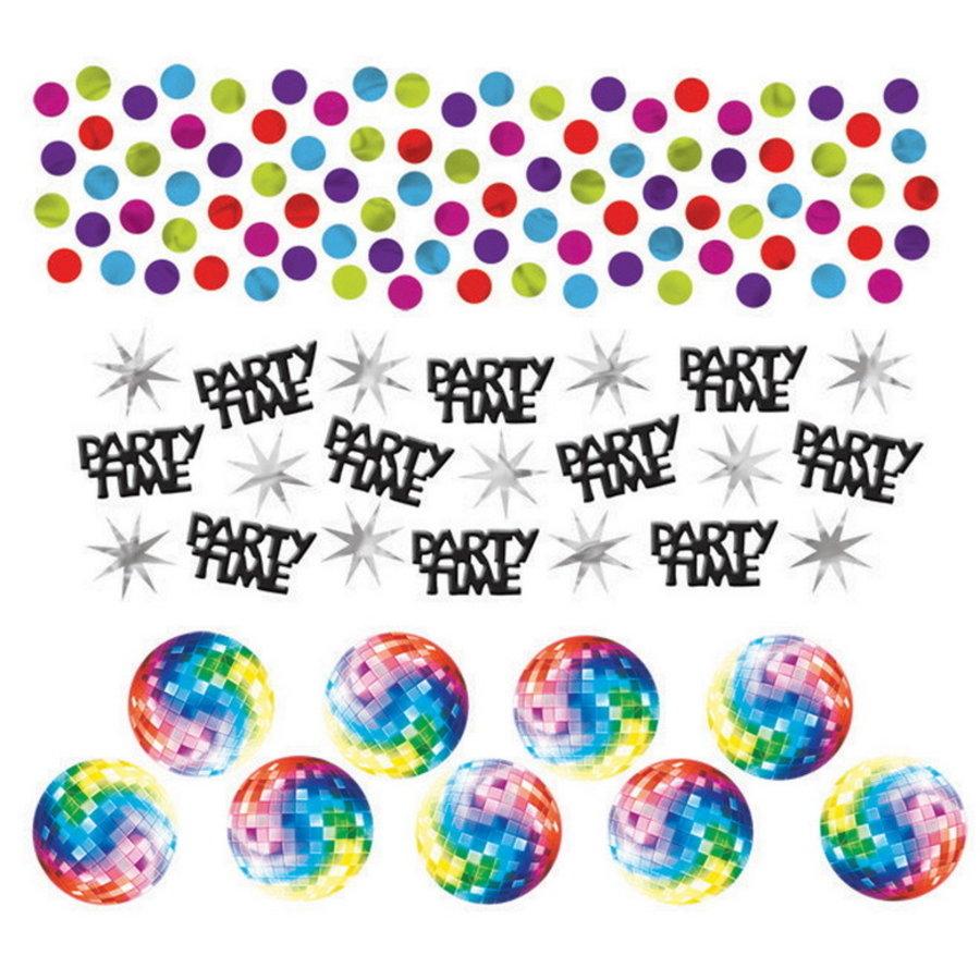 DISCO confetti party time