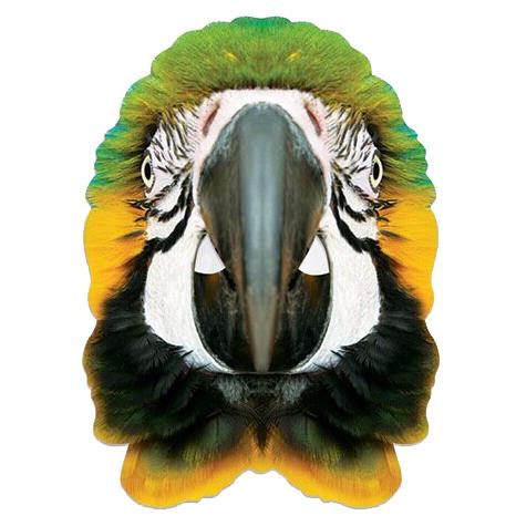 Masker Papegaai