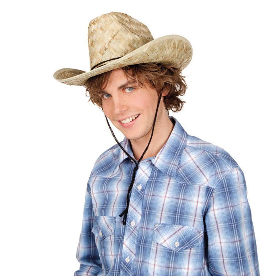Cowboyhoed Dallas stro