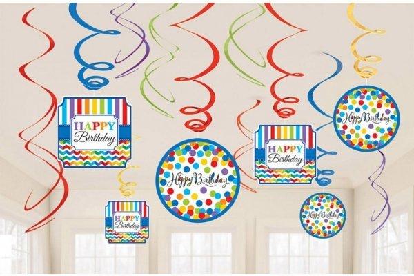 Verjaardag Versiering Mega Collectie Feestartikelen Nl