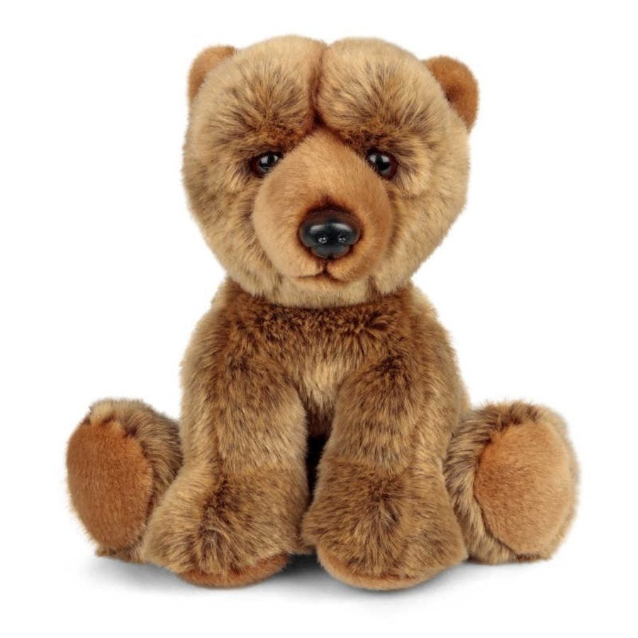 Pluche knuffel Grizzly beer luxe