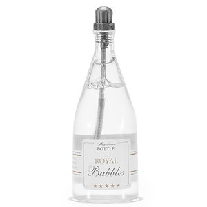 Bellenblaas Royal Bubbles in partyflesje