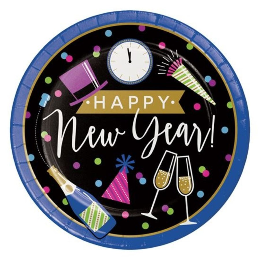 Bordjes Happy New Year Cheers