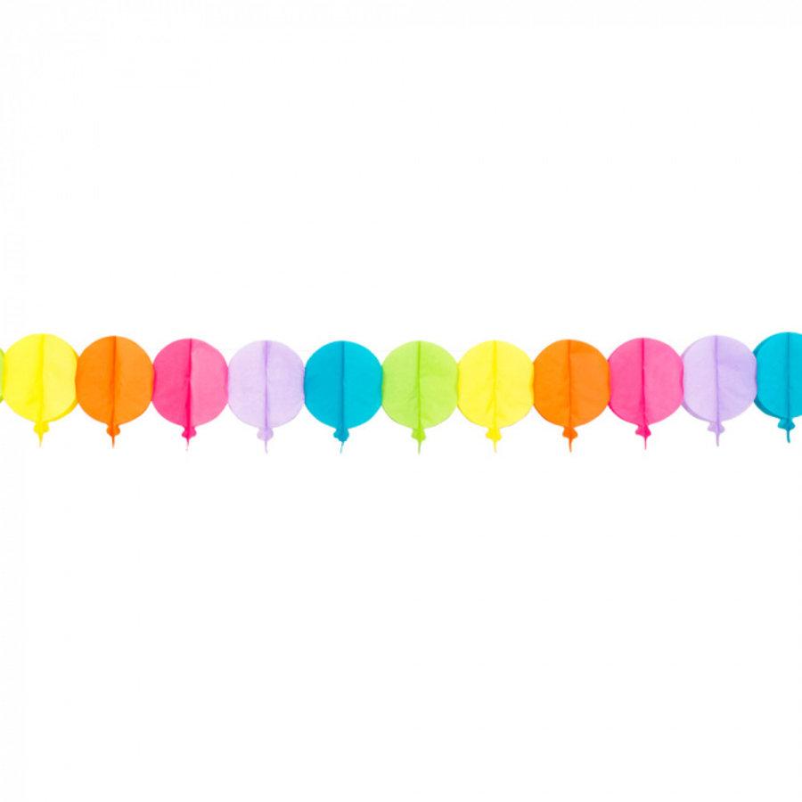 Slinger ballon