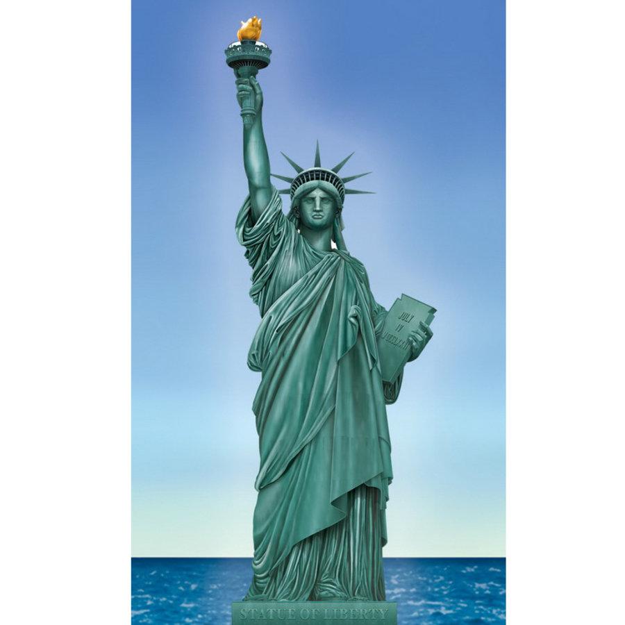 Decoratie Vrijheidsbeeld USA