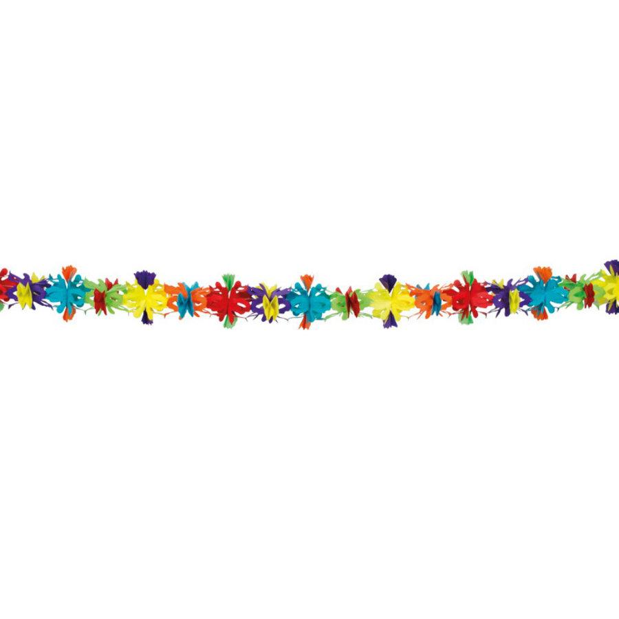 Slinger fun bloemen 4 meter