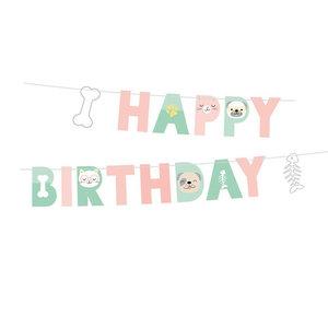 Slinger Happy Birthday Pets