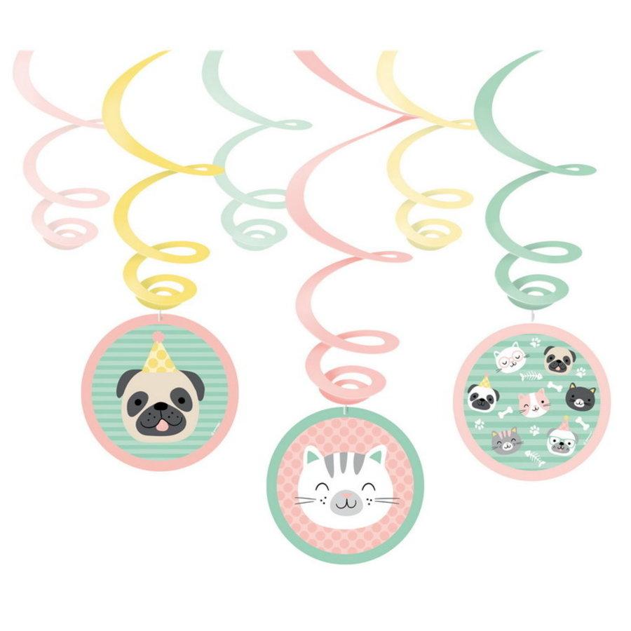 Hangdecoraties Happy Pets