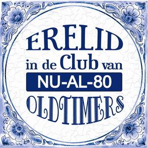 Welp Grappige 80 jaar verjaardag cadeaus - Feestartikelen.nl IM-95