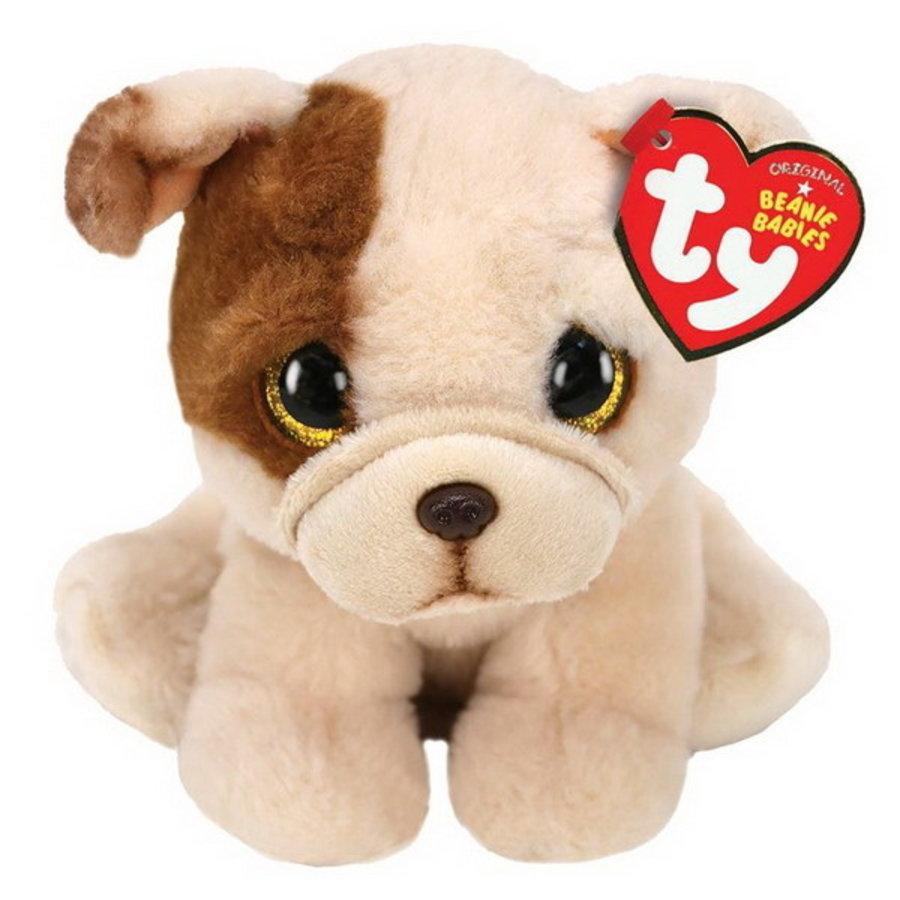 Ty classic pluche knuffel Hougie Pug