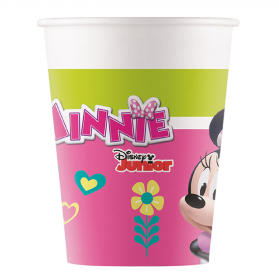 Bekertjes Minnie Mouse Happy Helpers