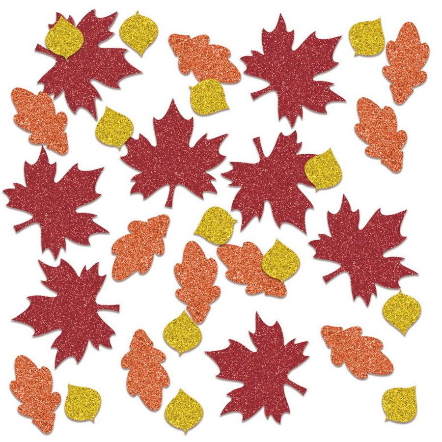 Glitter confetti herfst luxe 75 delig