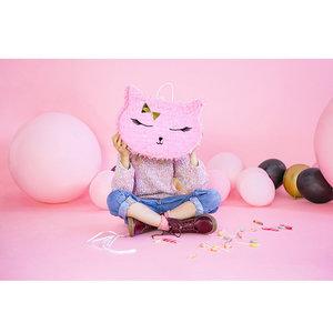 Pinata Kat roze