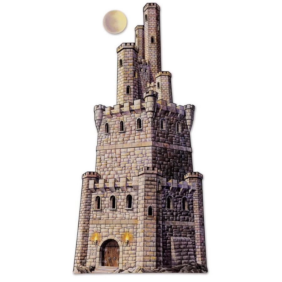 Decoratie kasteel MEGA
