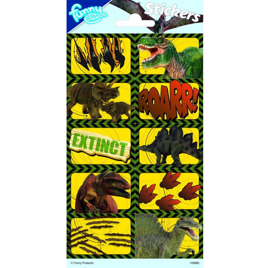 Stickers Dinosaurus ROARR!