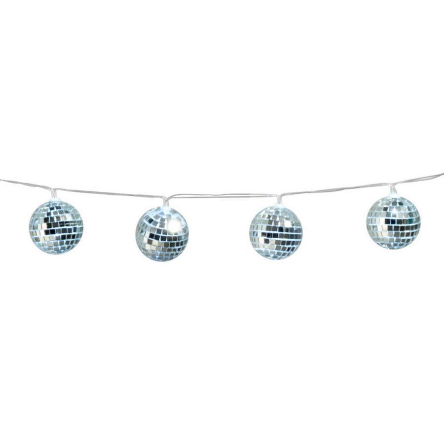 Led verlichting discoballen 140cm