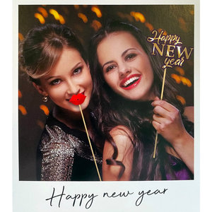 Foto fun Happy New Year CHEERS