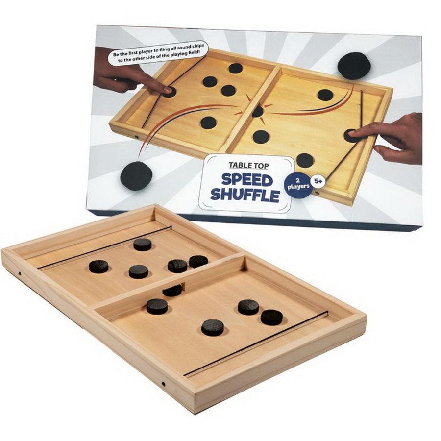 Speed Shuffle Game