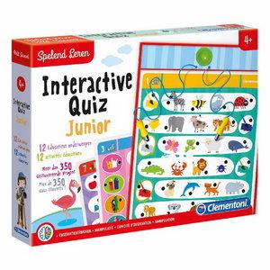 Leerspel Interactieve Quiz Junior