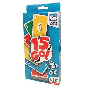 15 Go! Gezelschapsspel