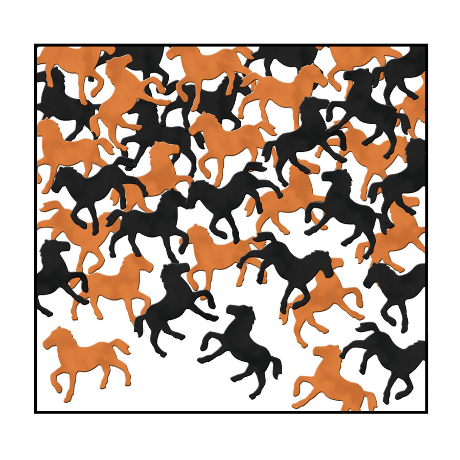 Confetti Paarden