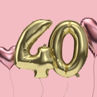 Tips en inspiratie voor 40 jaar verjaardag