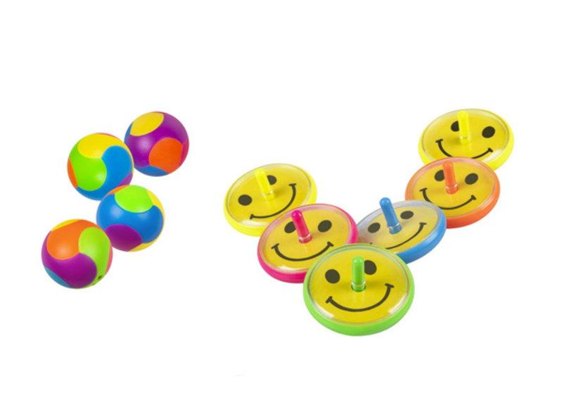 Klein speelgoed - Uitdeelcadeautjes - Grabbelton speelgoed