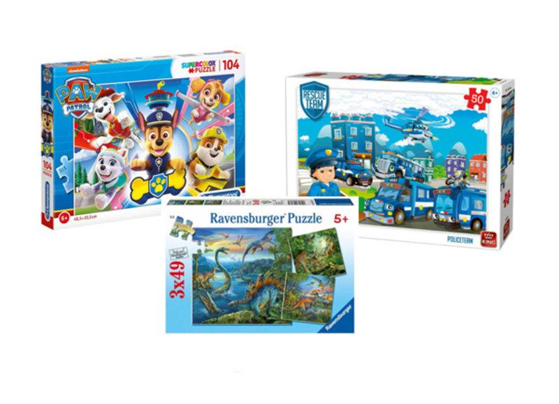 Puzzels voor kinderen