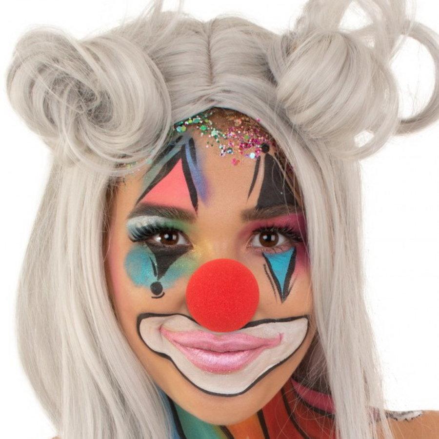 Clownsneus spons rood